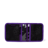 Portafogli Purple Hibiscus WALLET chiusura in velcro porta monete SATCH ecologico Satch - 3
