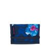 Portafogli Waikiki Blue WALLET chiusura in velcro porta monete SATCH ecologico Satch - 1