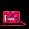 Portafogli da appendere al collo DanceBear Pink Stones WALLET Ergobag chiusura in velcro porta monete ecologico Ergobag - 1