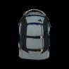 ZAINO SATCH PACK scuola ergonomico GREY RAY in materiale riciclato medie superiori GRIGIO Satch - 1