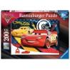 PUZZLE ravensburger CARS 3 disney pixar 200 XXL premium SGOMMATA 49 x 36 cm 12625 età 8+ Ravensburger - 1