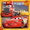 3 PUZZLE DA 49 PEZZI ravensburger CARS 3 disney pixar 3 x 49 le leggende della pista 08015 età 5+ Ravensburger - 3