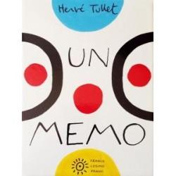 UN MEMO di Hervé Tullet...