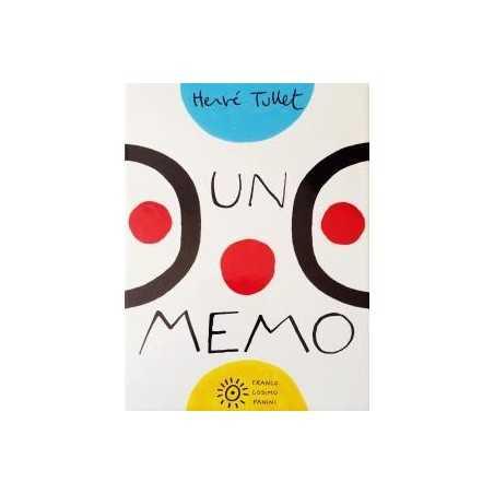UN MEMO di Hervé Tullet GIOCO DI MEMORIA e DOMINO MEMORY Franco Panini Ragazzi - 1