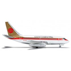 CONTINENTAL AIRLINES BOEING...