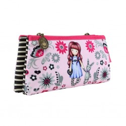 ASTUCCIO BUSTA DOPPIA pencil case MY GIFT TO YOU gorjuss SANTORO london 324GJ18 rosa Gorjuss - 1