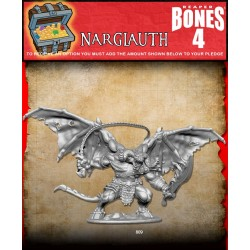 BONES IV 4 NARGLAUTH Reaper...