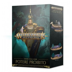 POTERE PROIBITO guerre delle anime WARHAMMER Citadel AGE OF SIGMAR Games Workshop ESPANSIONE set Games Workshop - 1