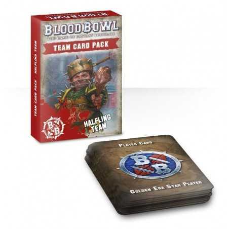 BLOOD BOWL CARTE DATI team card pack Halfling 44 cards Games Workshop Games Workshop - 1