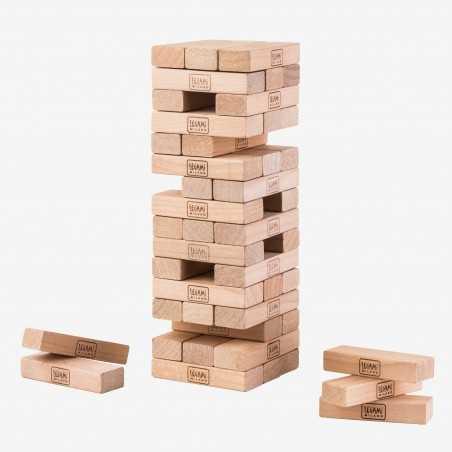TORRE IN LEGNO TUMBLING TOWERS Legami Vintage Memories JENGA gioco in legno Legami - 2