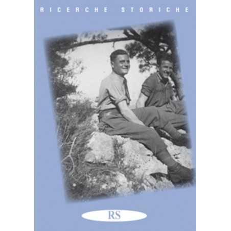 RICERCHE STORICHE vari autori RS istoreco STORCHI rivista semestrale APRILE 2014 numero 117 ISTORECO - 1