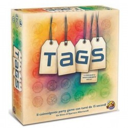 TAGS party game BIGLIE...