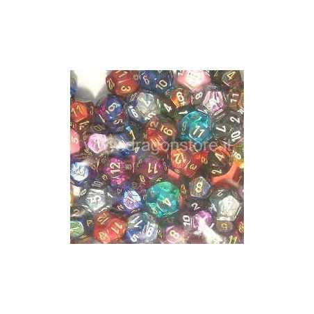 Dado d12 Chessex Gemini - vari colori Chessex - 1