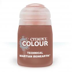 MARTIAN IRONHEART colore...