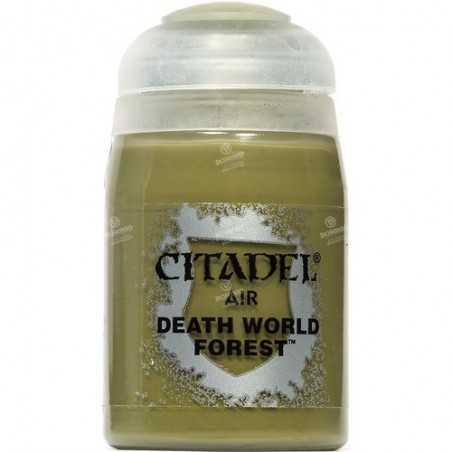 DEATH WORLD FOREST colore AIR citadel PER AEROGRAFO verde 24ML liquido Games Workshop - 1