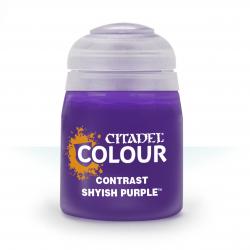 SHYISH PURPLE colore...
