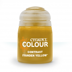 IYANDEN YELLOW colore...