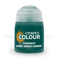 DARK ANGELS GREEN colore...