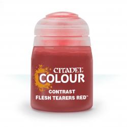 FLESHTEARERS RED colore...