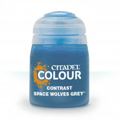 SPACE WOLVES GREY colore...