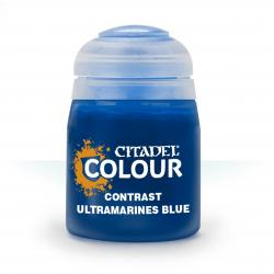 ULTRAMARINES BLUE colore...