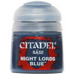 NIGHT LORDS BLUE colore...