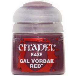 GAL VORBAK RED colore BASE...