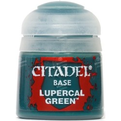 LUPERCAL GREEN colore BASE...