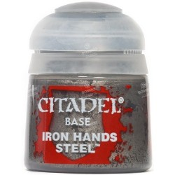 IRON HANDS STEEL colore...