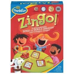 ZINGO! Think Fun BINGO...