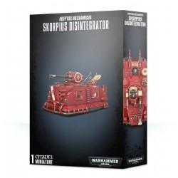 SKORPIUS DISINTEGRATOR adeptus mechanicus WARHAMMER 40000 40K Games Workshop 1 MINIATURA citadel 12+ Games Workshop - 1