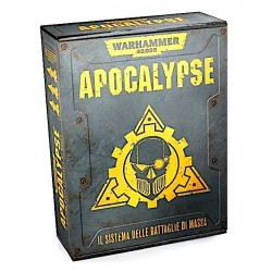 APOCALYPSE warhammer 40000 IN ITALIANO il sistema delle battaglie di massa GAMES WORKSHOP citadel 12+ Games Workshop - 1