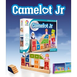 CAMELOT JUNIOR wooden...