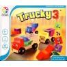 TRUCKY 3 nuova edizione 2019 camion SMART GAMES preschool puzzle game 48 SFIDE età 3+ Smart Games - 2