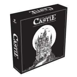 ESCAPE THE DARK CASTLE...
