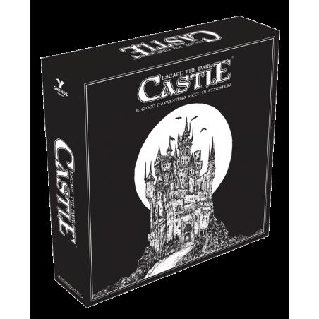 ESCAPE THE DARK CASTLE edizione italiana GHENOS GAMES gioco di avventura ricco di atmosfera 14+ Ghenos Games - 1