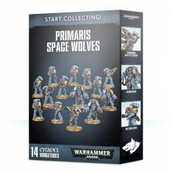 START COLLECTING imperium PRIMARIS SPACE WOLVES 14 miniature WARHAMMER 40K Citadel 12+ Games Workshop - 1