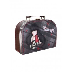 VALIGETTA in cartone MINI gorjuss THE COLLECTOR scatola SANTORO suitcase 423GJ12 box Gorjuss - 1