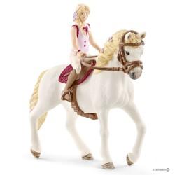 SOFIA E BLOSSOM cavallo...