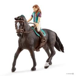 LISA E STORM cavallo HORSE...
