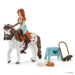MIA E SPOTTY cavalli HORSE...