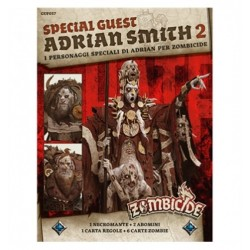 ZOMBICIDE special guest...