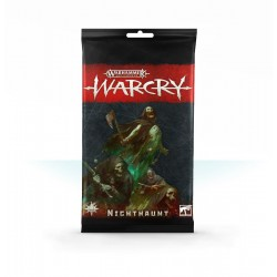 NIGHTHAUNT card pack WARCRY...