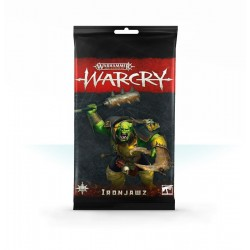 IRONJAWZ card pack WARCRY...