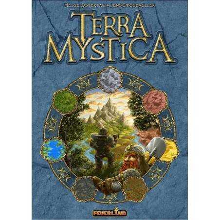 TERRA MYSTICA edizione italiana CRANIO CREATIONS gioco da tavolo gestionale 12+ Cranio Creations - 6