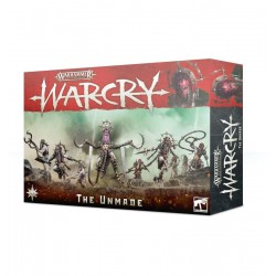 WARCRY warhammer THE UNMADE...