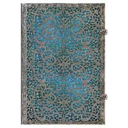 Journal blanc bleu MAYA...