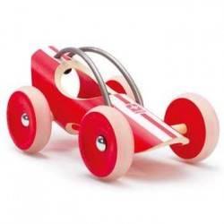 E-RACER MONZA WOODEN CAR...