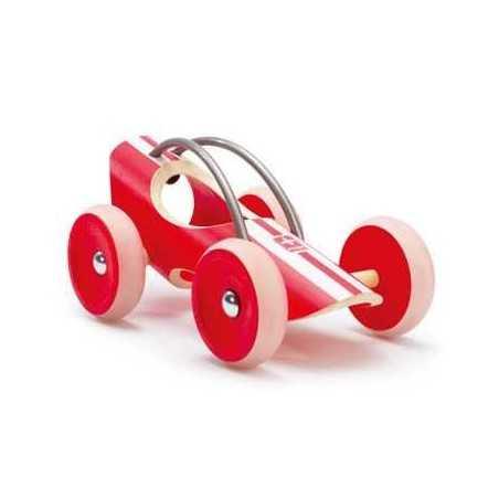 E-RACER MONZA AUTO IN LEGNO MACCHININA - HAPE età 3+ Hape - 1