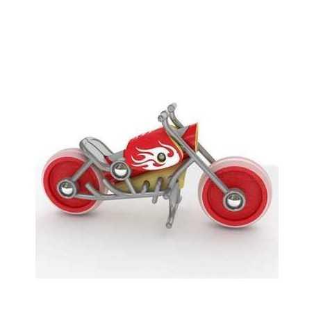 E-CHOPPER MOTO IN LEGNO MACCHININA - HAPE età 3+ Hape - 1